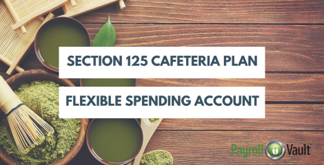 Section 125 Cafeteria Plan: Flexible Spending Account ...